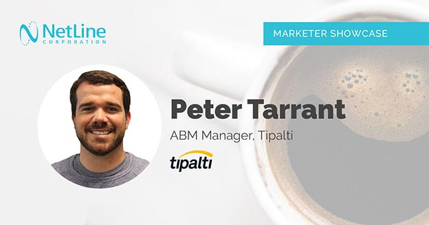 Marketer Showcase: Peter Tarrant of Tipalti